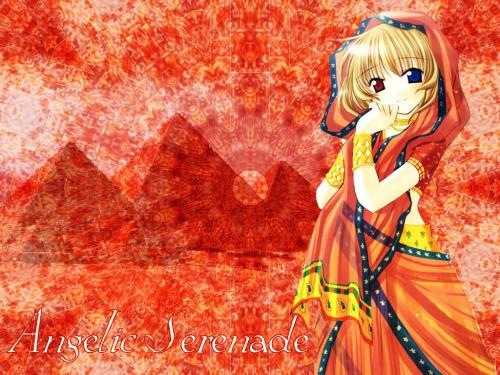 Chisato Naruse, Tenbatsu Angel Rabbie, Lasty Farson Wallpaper