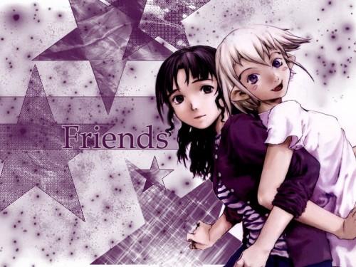 Yoshitoshi Abe, NieA_7, NieA_7 SCRAP, Mayuko Chigasaki, NieA (Character) Wallpaper