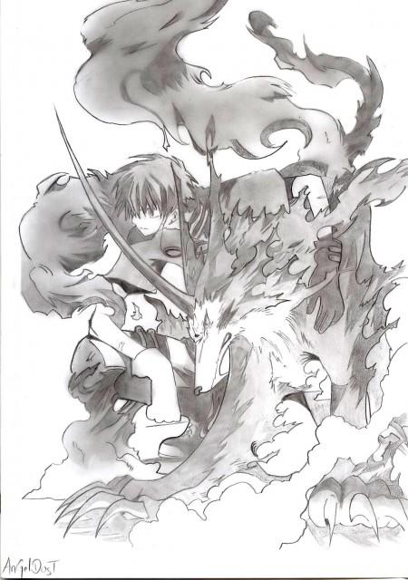 CLAMP, Tsubasa Reservoir Chronicle, Syaoran Li, Member Art