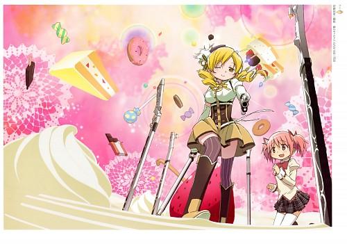 Ume Aoki, Shaft (Studio), Puella Magi Madoka Magica, Madoka Kaname, Mami Tomoe