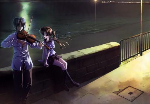Naru Nanao, minori (Studio), Shaft (Studio), ef - a fairy tale of the two., Mizuki Hayama