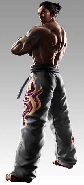 Namco, Tekken, Kazuya Mishima