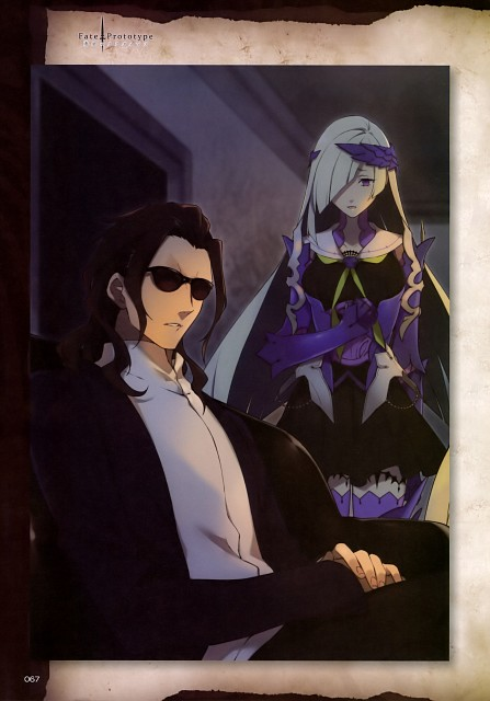 Nakahara, TYPE-MOON, Fate/Prototype, Brynhild, Nigel Sayward