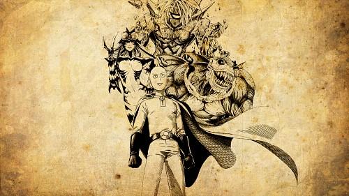 Yuusuke Murata, Madhouse, Onepunch-Man, River King, Mosquito Girl Wallpaper