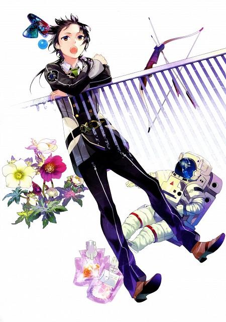 Kazuaki, honeybee, Starry Sky, Azusa Kinose, DVD Cover