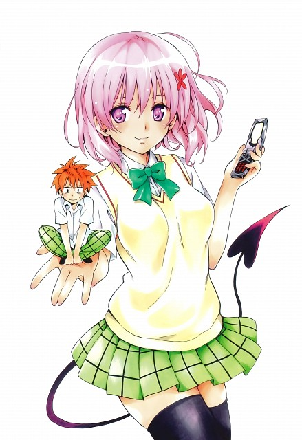 Kentaro Yabuki, To-LOVE-Ru, Venus, Momo Velia Deviluke, Rito Yuuki