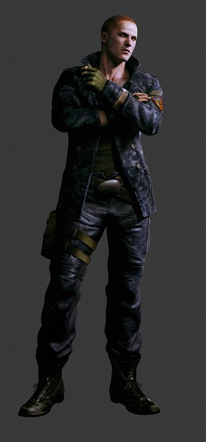 Capcom, Resident Evil 6, Jake Muller, Official Digital Art