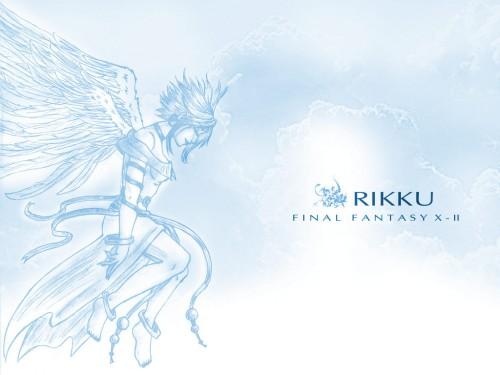 Square Enix, Final Fantasy X-2, Rikku Wallpaper