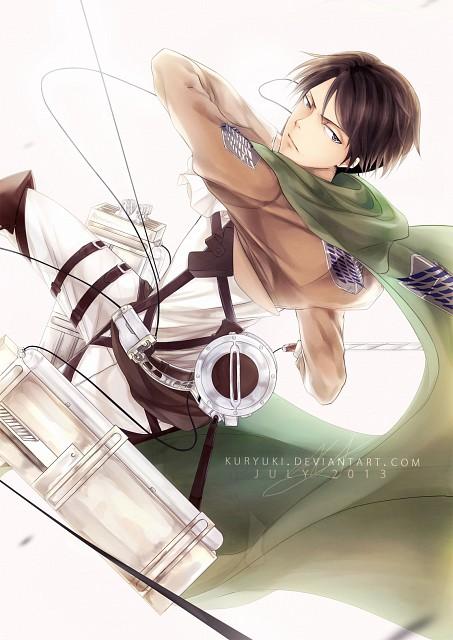 Shingeki no Kyojin, Levi Ackerman, Member Art
