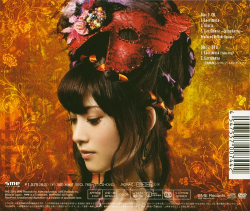 Keiko Kubota, Album Cover