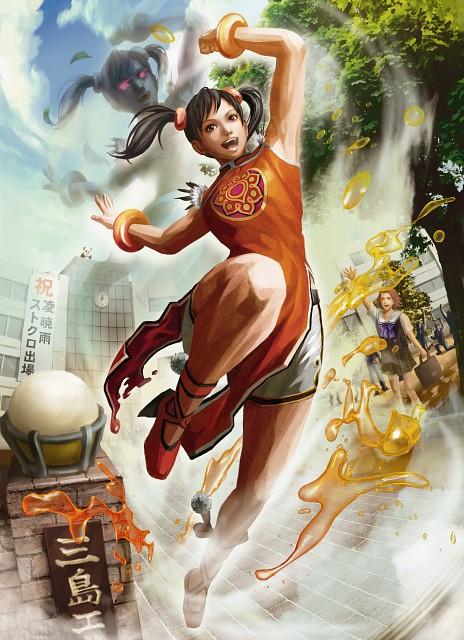 Namco, Street Fighter x Tekken, Ling Xiaoyu