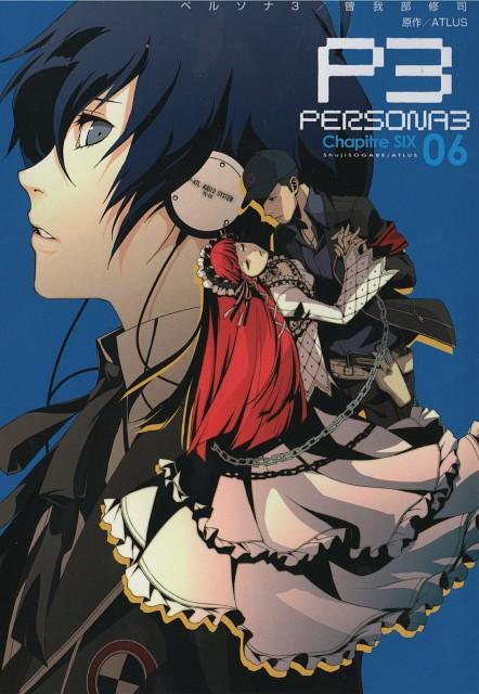 Shigenori Soejima, Atlus, Shin Megami Tensei: Persona 3, Chidori Yoshino, Junpei Iori