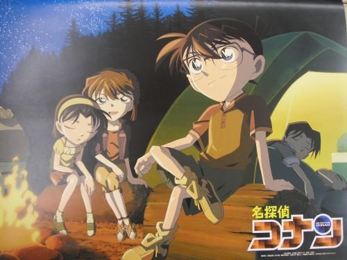 Gosho Aoyama, TMS Entertainment, Detective Conan, Ayumi Yoshida, Conan Edogawa
