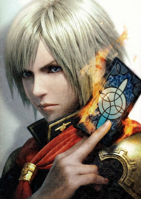Square Enix, Final Fantasy Type-0, Ace (Final Fantasy Type-0)