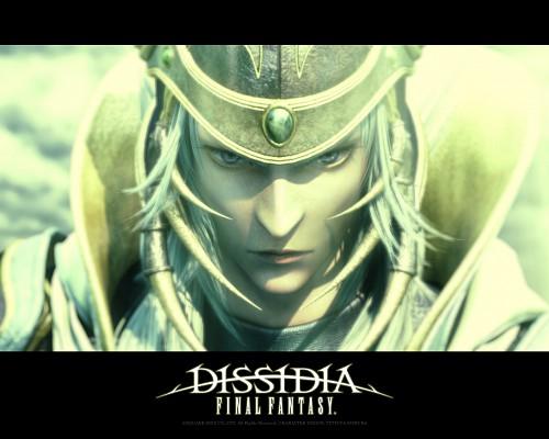 Square Enix, Dissidia Final Fantasy, Warrior Of Light