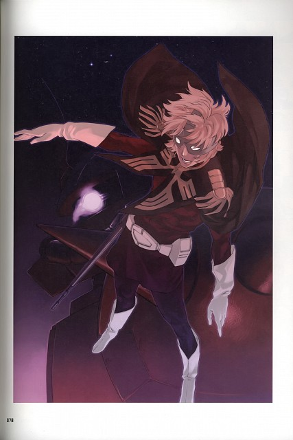 Yuusuke Kozaki, Mobile Suit Gundam - Universal Century, KYMG - Yusuke Kozaki Illustrations, Char Aznable