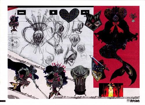 Shaft (Studio), Puella Magi Madoka Magica, Madoka Magica Production Notes: Inu Curry IMAGE NOT, Oktavia von Seckendorff