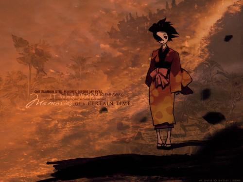 Samurai Champloo, Fuu Wallpaper