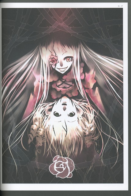 Peach-Pit, KEI, Rozen Maiden, Lost Rozen Maiden Illustrations, Hinaichigo