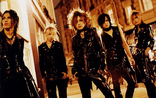 Uruha, Reita, Gazette, Kai, Aoi (J-Pop Idol)
