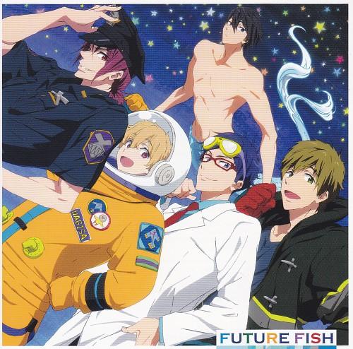 Futoshi Nishiya, Kyoto Animation, Free!, Makoto Tachibana, Rin Matsuoka