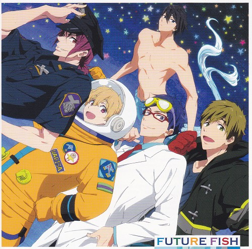 Futoshi Nishiya, Kyoto Animation, Free!, Rei Ryuugazaki, Nagisa Hazuki