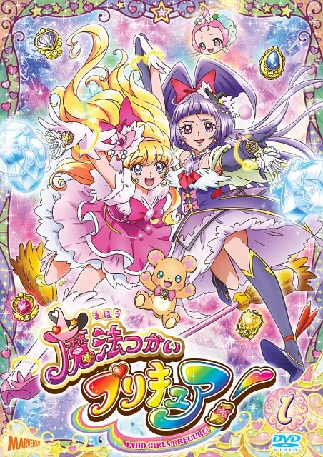 Toei Animation, Mahou Tsukai Precure!, Cure Miracle, Cure Magical, Haa-chan