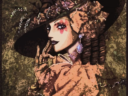Ai Yazawa, Madhouse, Paradise Kiss, Isabella, Vector Art Wallpaper