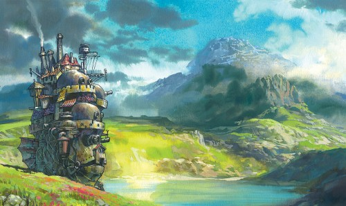 Kazuo Oga, Howl's Moving Castle