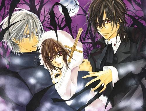 Matsuri Hino, Vampire Knight, Hino Matsuri Illustrations: Vampire Knight, Zero Kiryuu, Yuuki Cross