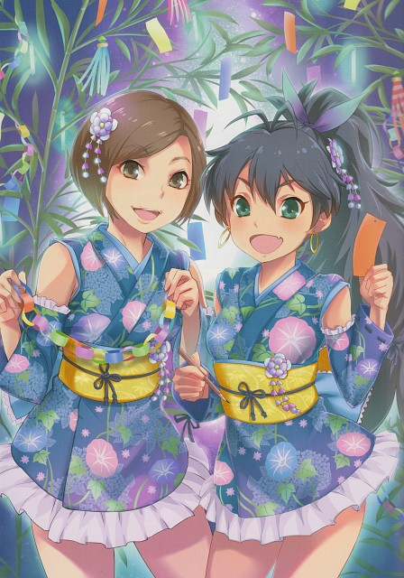 Mikel, A-1 Pictures, Namco, Ganaha Mode:04, Idol Master