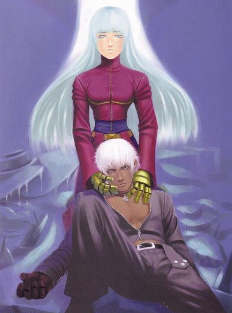 SNK, King of Fighters, Kula Diamond, K'