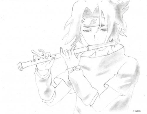 Masashi Kishimoto, Studio Pierrot, Naruto, Sasuke Uchiha, Member Art