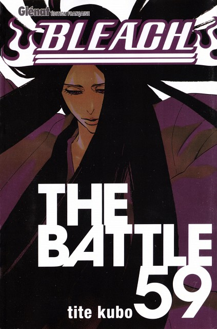 Kubo Tite, Bleach, Retsu Unohana, Manga Cover