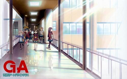 Satoko Kiyuzuki, Anime International Company, Ga Geijutsuka Art Design Class, Tomokane, Namiko Nozaki
