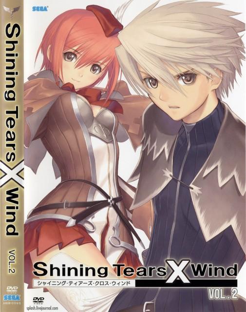 Tony Taka, Shining Wind, Kaito Kiriya, Seena Kanon , DVD Cover