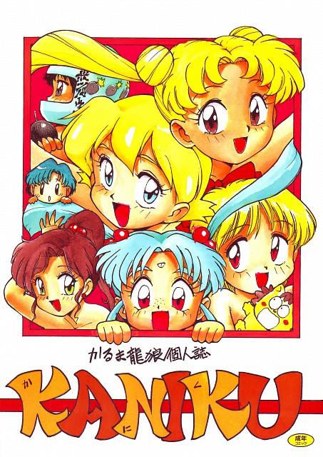 Megumi Mizusawa, Bishoujo Senshi Sailor Moon, Hime-chan no Ribon, Tenchi Muyo, Usagi Tsukino