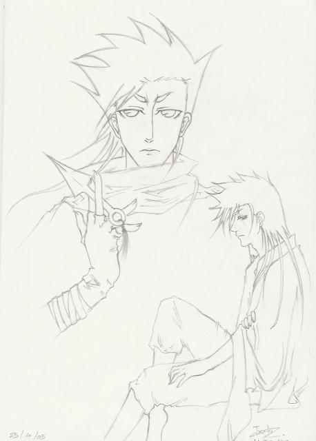 Peacemaker Kurogane, Susumu Yamazaki, Member Art