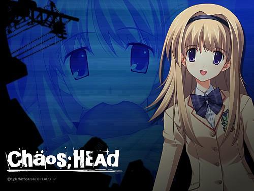 Madhouse, Nitro+, Chaos Head, Nanami Nishijou