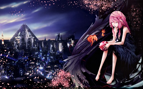 redjuice, GUILTY CROWN, Inori Yuzuriha, Contest Entry, Contest Winner Wallpaper