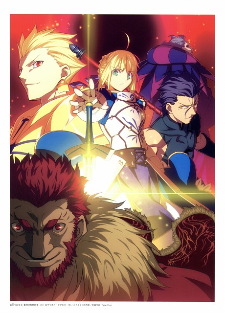 Takashi Takeuchi, Nitro+, Ufotable, TYPE-MOON, Fate/Zero