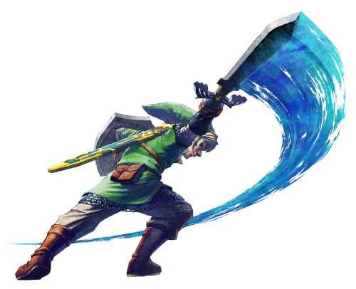 The Legend of Zelda: Skyward Sword, Link