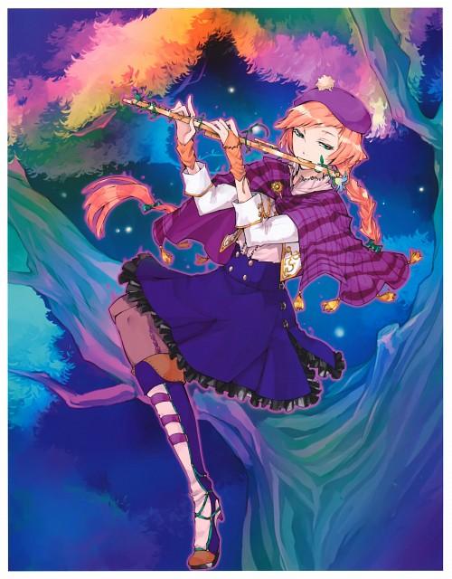 35 (Mangaka), Kaku-San-Sei Million Arthur