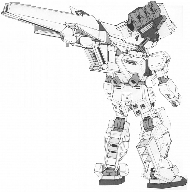 Sunrise (Studio), Mobile Suit Gundam - Universal Century, Mobile Suit Zeta Gundam, Advance of Z, Vehicle Designs