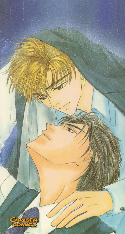 Yuki Shimizu, Love Mode, Reiji Aoe, Naoya Shirakawa (Love Mode), Manga Cover