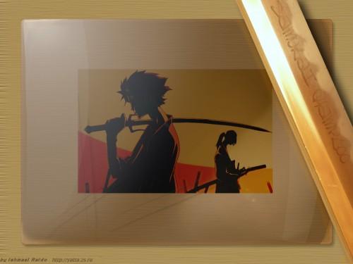 Samurai Champloo, Jin, Mugen Wallpaper