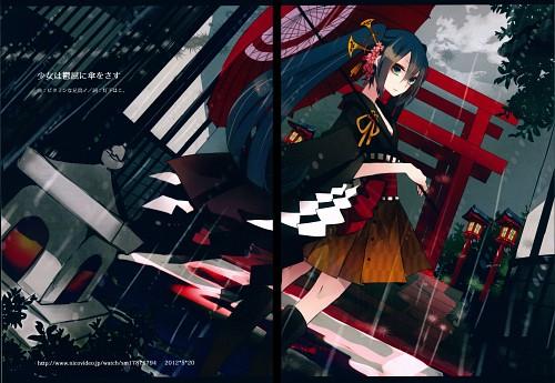 Yuichi Musou, Agate!, Vocaloid, Miku Hatsune, Comic Market