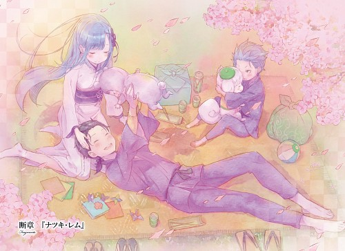 Shinichiro Otsuka, White Fox, Re:Zero, Rem (Re:Zero), Subaru Natsuki