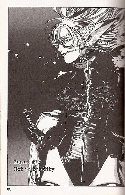 Mee (Mangaka), Hyper Police, Sakura Bokuseiinmonzeninari