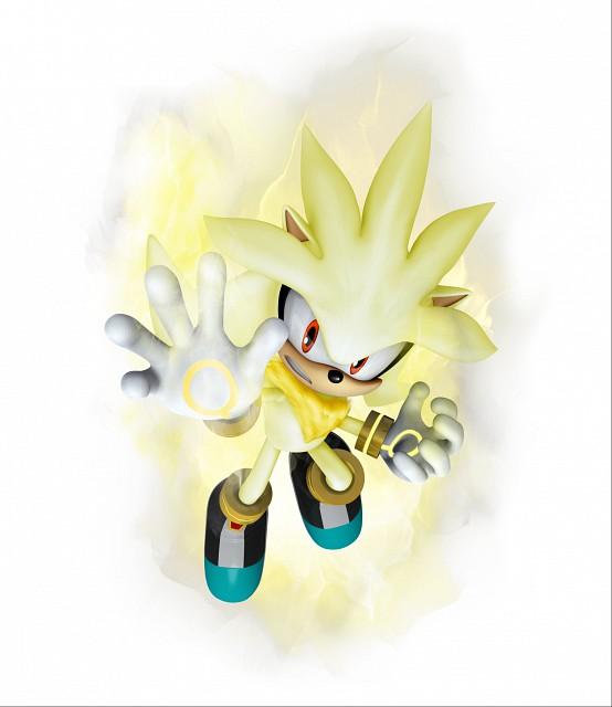 Sega, Sonic the Hedgehog, Silver The Hedgehog